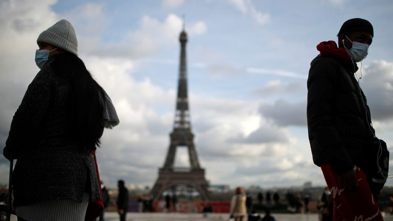 France travel restrictions tightened amid Covid-19 Indian variant fears