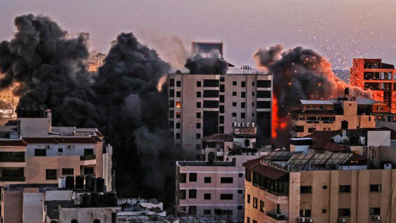 Rockets pound Israel after Gaza militants killed- NHS receives £160m - Brazil Covid death toll soars