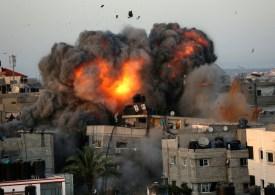 Israel-Gaza: Fresh attacks Monday morning, Netanyahu vows to use 'full force'