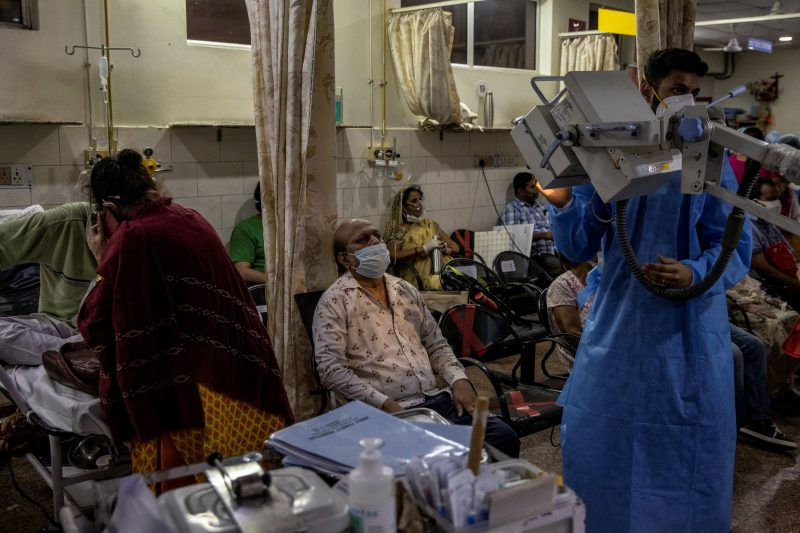 covid india india covid news Global Covid-19 death toll more than double