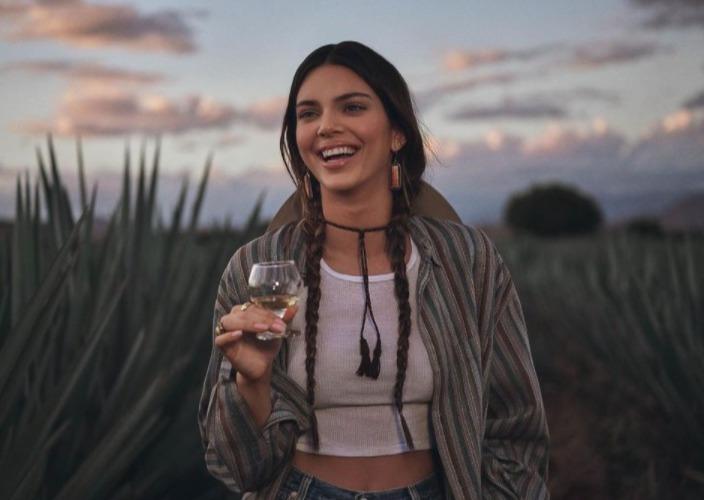 Kendall Jenner slammed for 818 Tequila ad