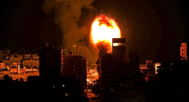 US approves $735M weapons sale to Israel amid violence