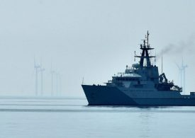 UK sends Royal Navy to patrol Jersey amid fishing row with France