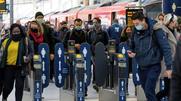 UK railways 'shake up'