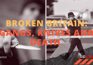 Broken Britain: Gangs, knives and death