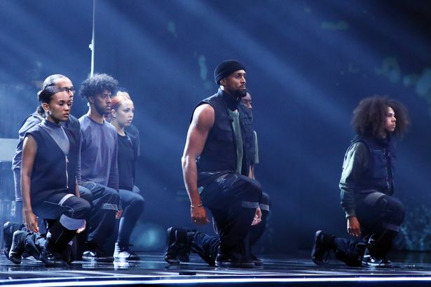 Diversity's Britain's Got Talent performance was voted by the public as the must-see moment of 2020 at the TV BAFTA's