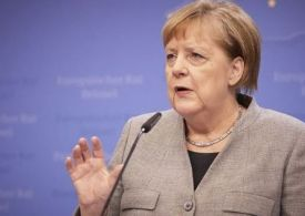 German media fury at Merkel on Covid rules– 'She can jet to London, football fans can't'
