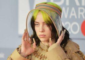 Billie Eilish 'appalled and embarrassed' by slur in resurfaced footage
