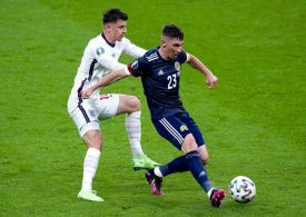 Euro 2020: Billy Gilmour will miss match against Croatia after positive COVID test