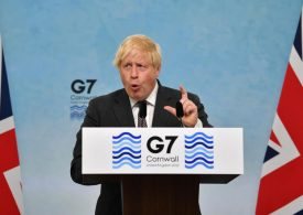 Sausage wars: Boris Johnson is well aware of 'incoherences' in Brexit deal, hits back Emmanuel Macron