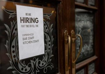 EU citizens seeking work in UK drops 36% since Brexit