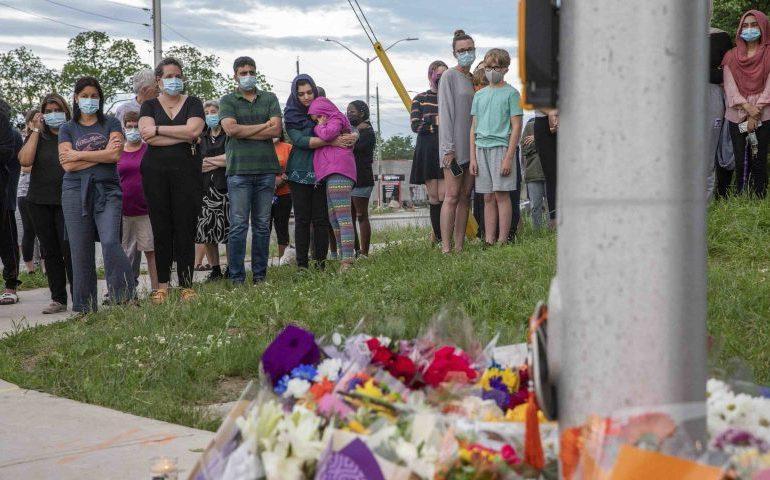 Muslim family of 4 killed in 'terrorist attack' - Canada's Trudeau