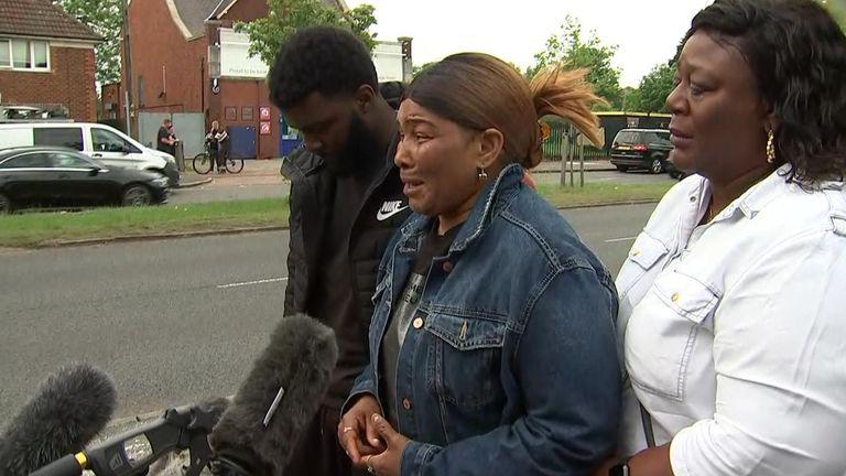 Birmingham: Dea-John Reid, 14 - Stabbing victims' mother reveals her heartbreak