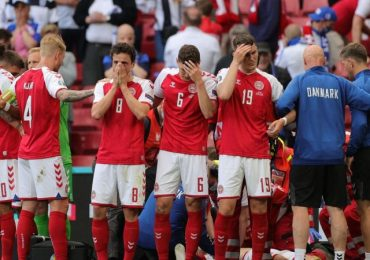 Euro 2020: Christian Eriksen update, greetings to fans