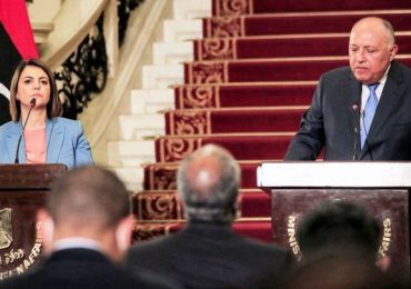 Egypt calls for exit of foreign forces from Libya
