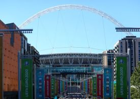 Wembley to host 65,000 fans for Euro 2020 matches