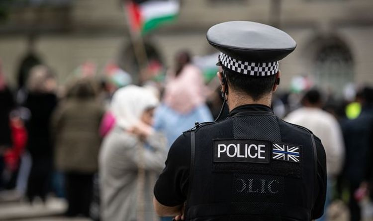 Chief constable warns 'woke' policing is putting impartiality in danger - public 'fed up'
