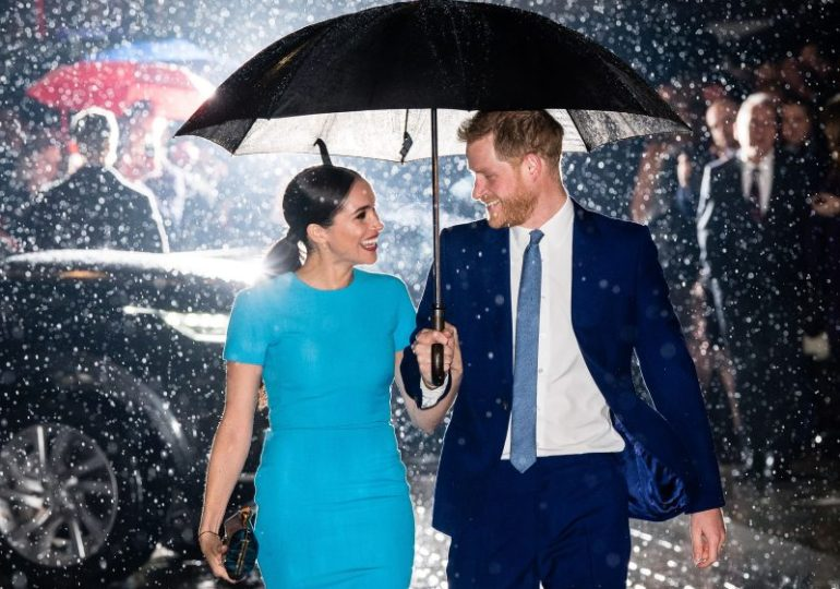 The PROOF the tabloids forced Meghan and Harry to leave