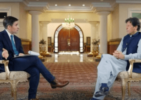 LIVE Video: 'America has used Pakistan for long enough' Imran Khan interview