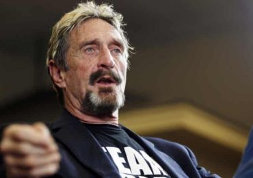 Antivirus entrepreneur John McAfee found dead in Spanish prison