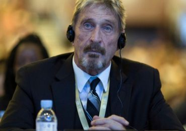 McAfee found dead in cell after Spanish court allows extradition
