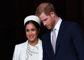 Meghan Markle is named 'most respected royal' thanks to her 'bravery and resilience'