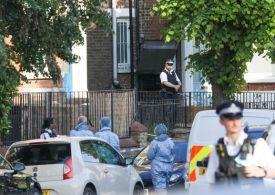 Teenager shot in head in north London dies as police launch murder probe