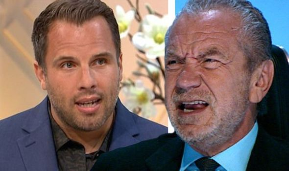 Alan Sugar slams Dan Wootton's 'stupid question' on taking the knee in heated GB news chat
