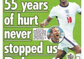 Raheem Sterling sends England wild after stunning goal against Germany