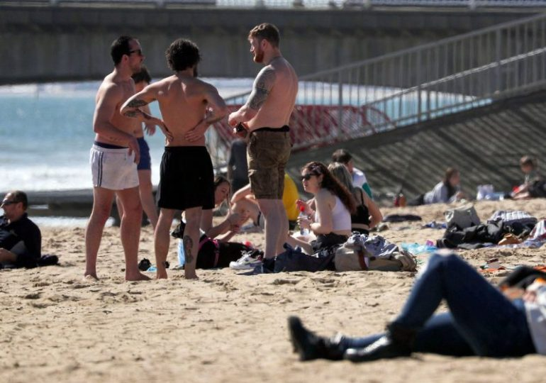 UK set for 'warmest weekend of the year' with temperatures as high as 29°C