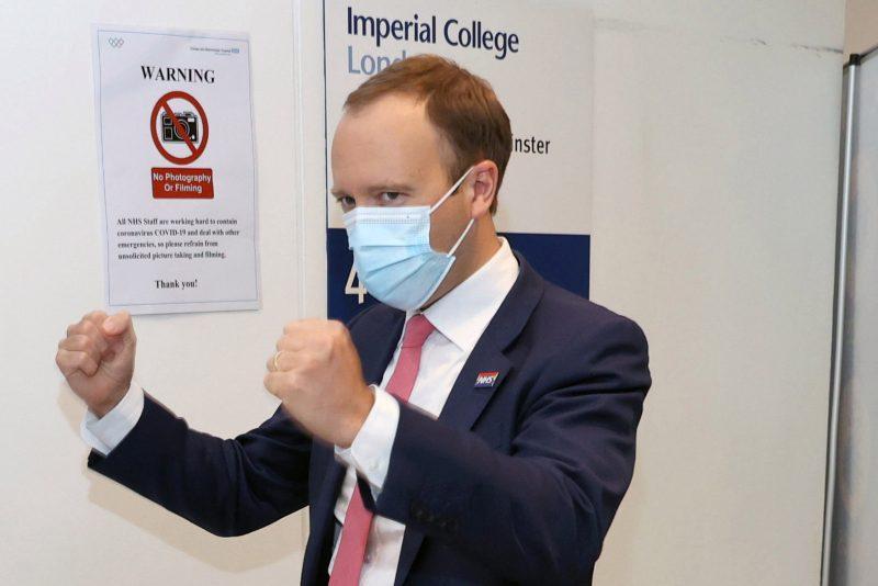 Quarantine-free travel double-jabbed 'absolutely something' govt working on