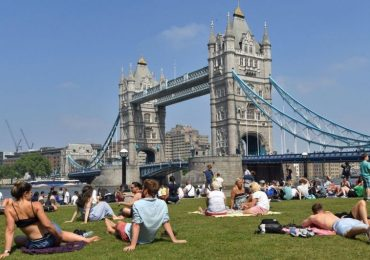 UK weather: Temps to hit 29C followed by thunderstorms and floods