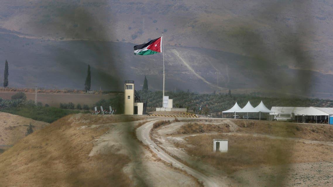 Jordan King, Israel president hold talks after water deal