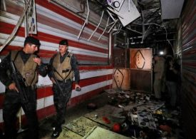 Iraq arrests suspected killer of activist's son: Interior ministry