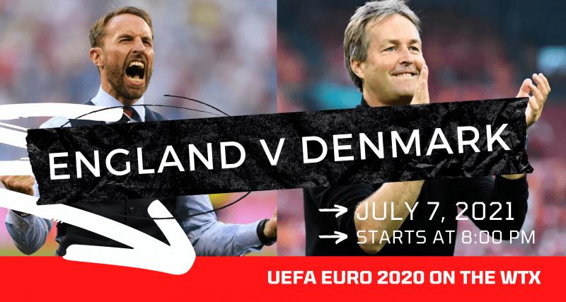 Euro 2020 semifinal: England vs Denmark - Team News, Lineup, kick-off, TV, Predictions