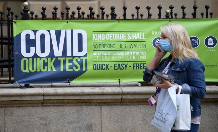 Experts: COVID infections could hit 120,000-a-day by Freedom Day