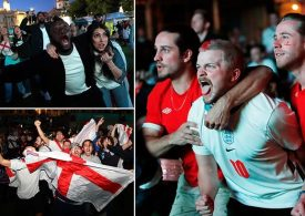 England make history - worth the wait!