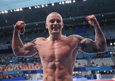 Adam Peaty makes British Olympic history