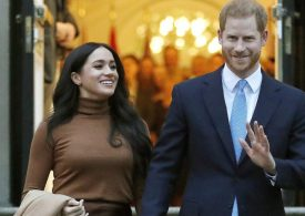 Meghan and Harry's Netflix deal in doubt
