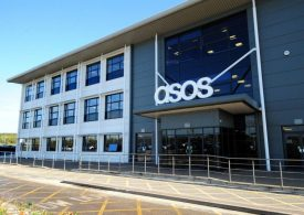Sale rates soar for online retailer ASOS