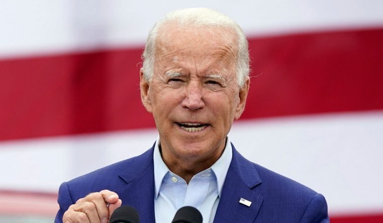 Biden says US has made good progress against Covid-19