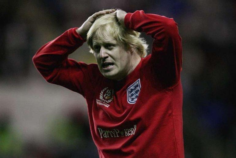 Boris Johnson aims to bring football 'home' with England World Cup bid