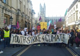 British youth blame capitalism for climate change and racism