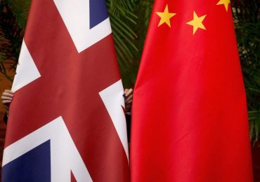 China accused of 'systematic cyber sabotage' by UK, NATO, US and EU