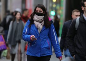 Infection rates rise BUT 'possible signs' of slowing in England