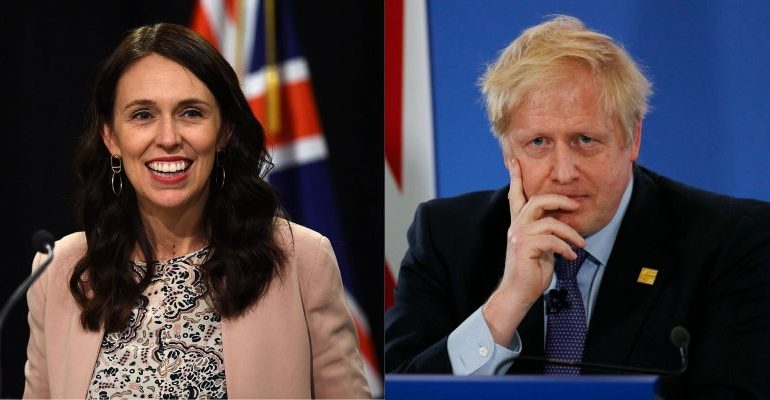 New Zealand Says Level Of Death Proposed By Johnson Would Be 'Unacceptable'