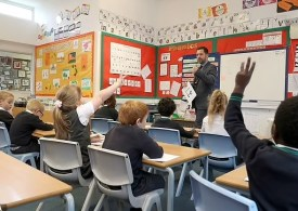 Daily testing of Covid contacts in schools drastically reduces staff and pupil absences, study says