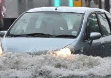 London flash floods: Torrential rain leaves Tube stations, hospitals and streets underwater