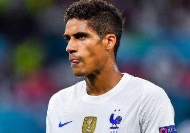 Manchester United agree deal to sign defender Raphaël Varane for £43m