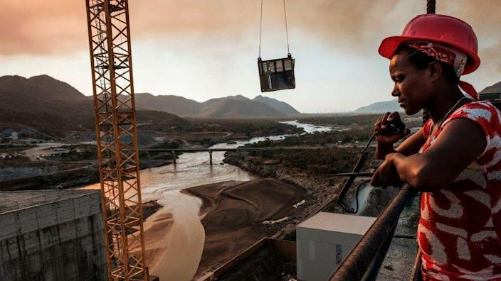 Egypt accuses Ethiopia of violating law over controversial dam